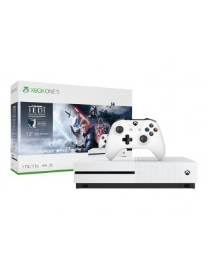 Microsoft Xbox One S + Star Wars Jedi